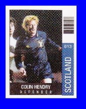 Scotland Colin Hendry Blackburn Rovers